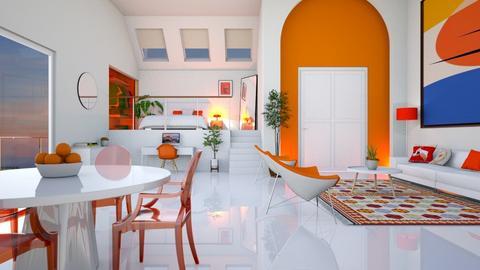 Orange Apartament - by diegobbf