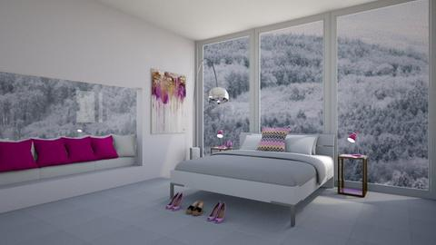 for khayla simpson - Bedroom  - by madaline