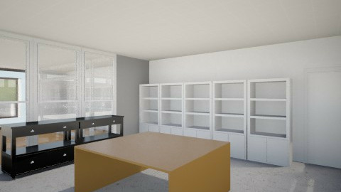 YCM 509 2F - Office - by CASEBOOK DESIGN