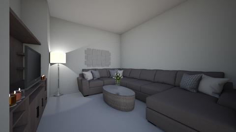 entertainment room  - by samrr1224