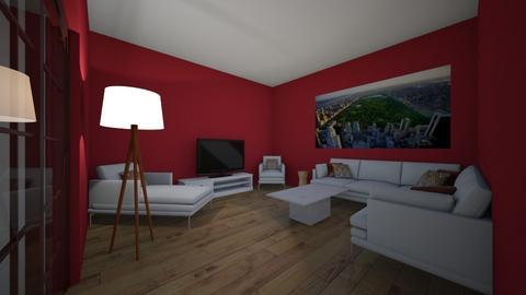 living room 2 - Glamour - Living room - by arichard25
