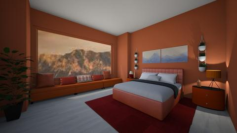 Aimee_ColorChallenge  - Bedroom  - by LHSHousing