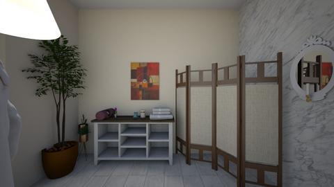 cabina - Office  - by sofia ortiz