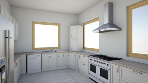 Perspective 1 - Classic - Kitchen  - by 2015117114