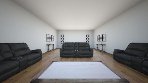 sala fas - Living room  - by Laxly