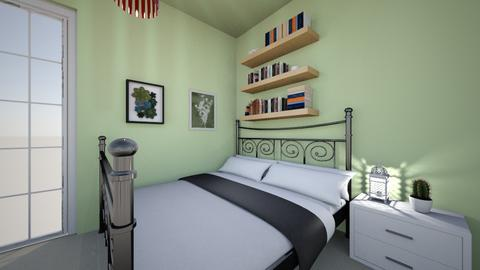 G - Classic - Bedroom  - by Twerka