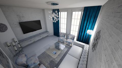 Life - Modern - Living room - by DStojanova