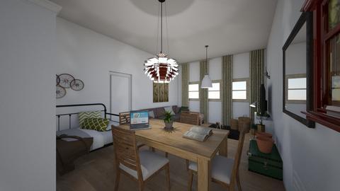 c - Living room - by Kataszabo