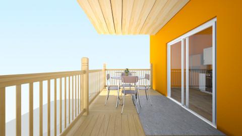 Deck - by Ginaschia