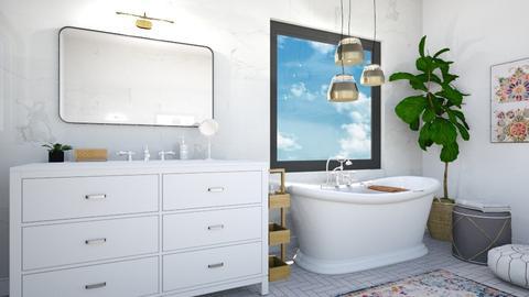 Simple Bathroom - Bathroom  - by switte94