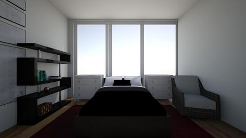 Small room - Modern - Bedroom  - by 0194718