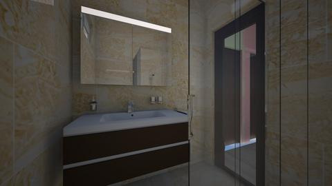 project2a - Modern - Bathroom  - by digitalblue