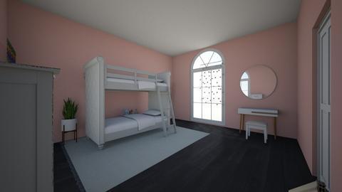 emmas rooom - Bedroom - by kaleighsksk