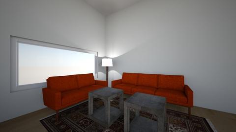 58 Vernon - Living room - by pthai