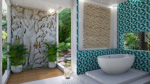 Bathroom Wall Art 2 - by Fofinha