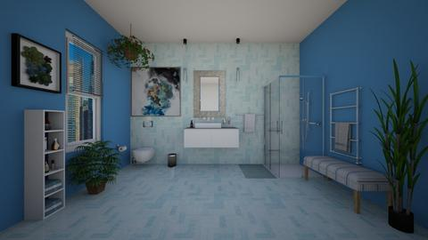 Modern Bath - Bathroom  - by VeroDale