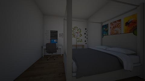 Aesthetic Teen Bedroom - Bedroom - by CookieMonster1234
