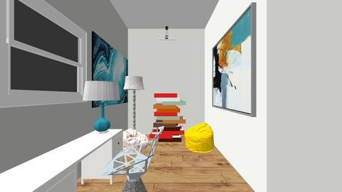 nook - Office  - by MarleighM
