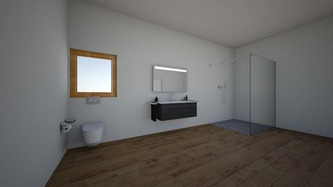hi number 4 - Bathroom - by itbeefman