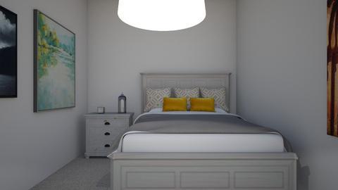 Bedroom 1 - Bedroom  - by BlackPanther15