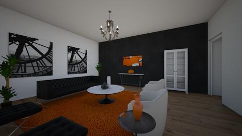 Halloween  - Living room  - by elizabethwatt16