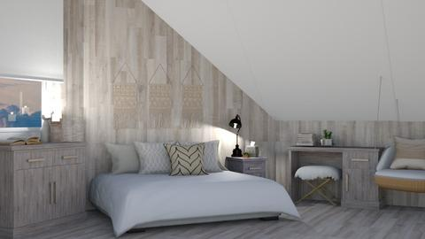 Macrame - Bedroom  - by KittyKat28