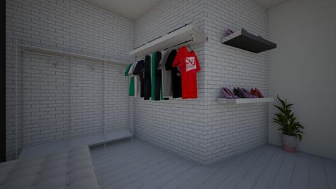 room - Modern - Bedroom - by charlottefolk