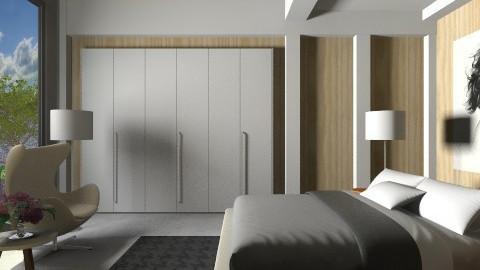 Whitemick Bedroom - Modern - Bedroom  - by 3rdfloor