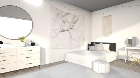 Teen Bedroom - Modern - Bedroom  - by l i a