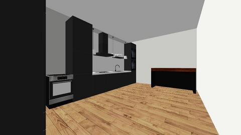 MY ONE - Kitchen  - by jethro0606