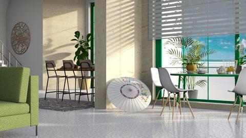Parasol - Living room  - by ZuzanaDesign