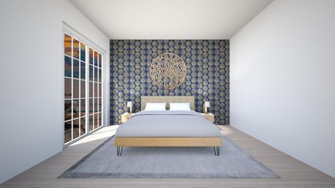 Bedroom - Minimal - Bedroom  - by Cp0701