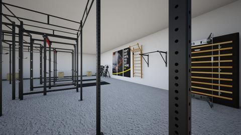 my gym - Global - by DiegoGillmore