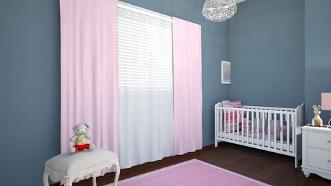 baby lunas room - by lopperdoodle