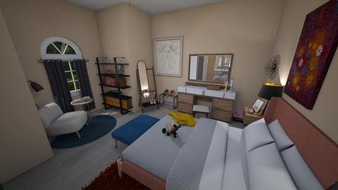 Bedroom Design  - Bathroom - by vctoriia