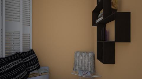 book nook - Office  - by MillieBB_fan