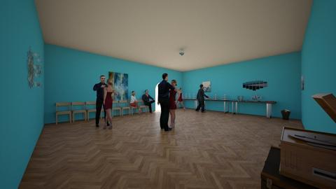 Ball Room - by mandabeachlife