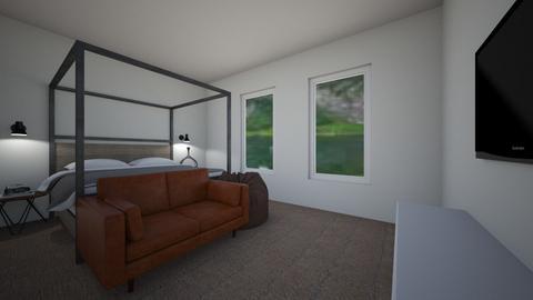 my room - Bedroom  - by Axel dude