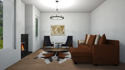 Lounge Room - Global - Living room  - by Axel dude