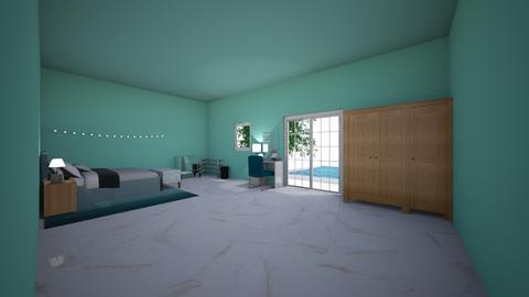 I tryd my best - Bedroom - by IlI805