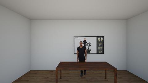 class - Living room  - by carlos ddddkd