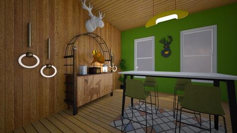 goodwood - Office - by StrawberrySweet