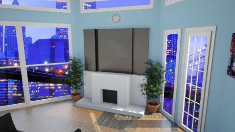 Rrais - Classic - Living room  - by Rrais