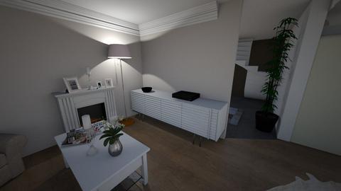 EG Erker klein NEU 2021 - Retro - Living room  - by caiine
