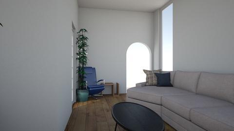 kamer - Living room  - by Richell