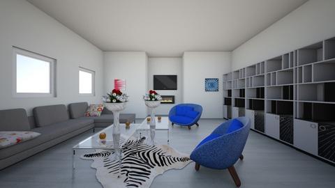 nice living  - Modern - Living room  - by atlas design