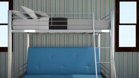 Bedroom - Classic - Bedroom - by HannahVerret222