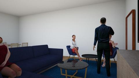 SALON 6 - Living room  - by eduhij