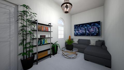 Mansfield - Living room  - by RobinRC