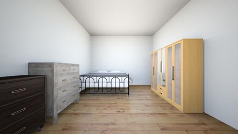 For my best friend - Bedroom  - by october DeBower